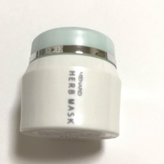 メナードハーブマスク20g  クリームパック 新品 非売品 コスメ/美容のスキンケア/基礎化粧品(パック/フェイスマスク)の商品写真