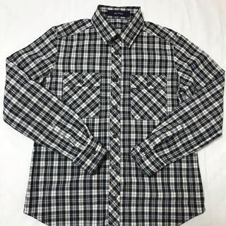 マカフィー(MACPHEE)のMACPHEE マカフィー チェックシャツ(シャツ/ブラウス(長袖/七分))