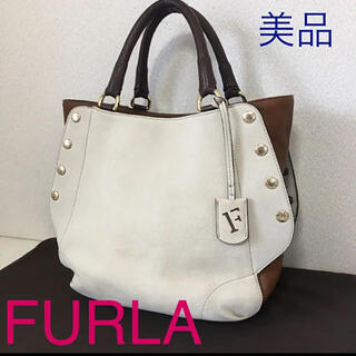 Furla - FURLA‼️美品(^^)トリニティカラートート‼️