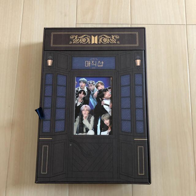 防弾少年団(BTS)(ボウダンショウネンダン)のBTS magic shop dvd エンタメ/ホビーのCD(K-POP/アジア)の商品写真