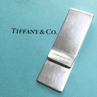 Tiffany & Co. - ティファニー マネークリップ Tiffany 小銭入れ コインケース 札挟み