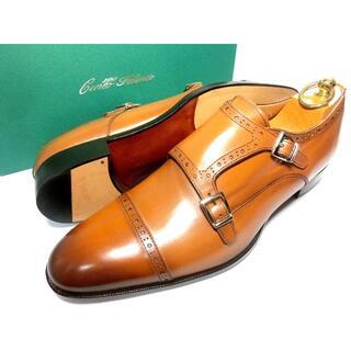 REGAL - 【新品◆高級ライン◆日本製】チェントフェリーナ 革靴 81/2 27cm