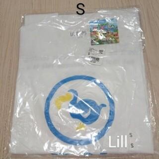 UNIQLO - ユニクロ どうぶつの森 Tシャツ ホワイト S 新品