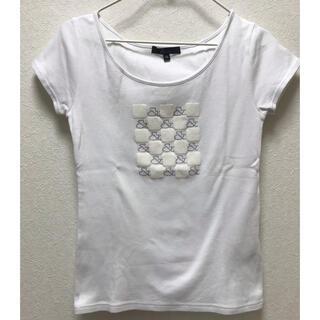アンドバイピーアンドディー(&byP&D)の& by P&D   Tシャツ(Tシャツ(半袖/袖なし))