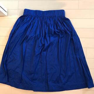 マカフィー(MACPHEE)のスカート(ひざ丈スカート)