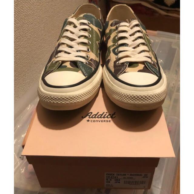 CONVERSE(コンバース)の【美品】28cm コンバース addict チャックテイラー 83カモ  メンズの靴/シューズ(スニーカー)の商品写真