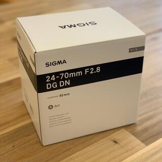 SIGMA - SIGMA 24-70mm F2.8 DG DN  Eマウント