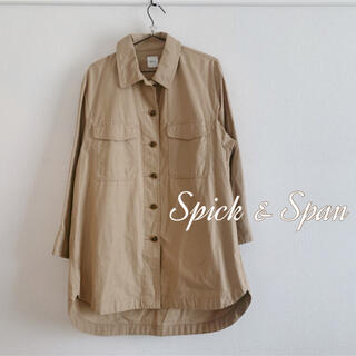 スピックアンドスパン(Spick and Span)のスピックアンドスパン  オーバーシャツ ジャケット (その他)