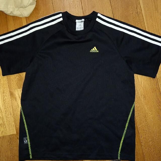 adidas(アディダス)のadidas スポーツtシャツ150センチ  キッズ/ベビー/マタニティのキッズ服男の子用(90cm~)(Tシャツ/カットソー)の商品写真