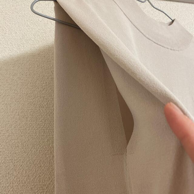 Mila Owen(ミラオーウェン)のいちご様専用 Mila Owen トップス レディースのトップス(カットソー(半袖/袖なし))の商品写真