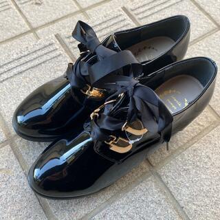シマムラ(しまむら)のローファー/レースアップシューズ/厚底(ローファー/革靴)