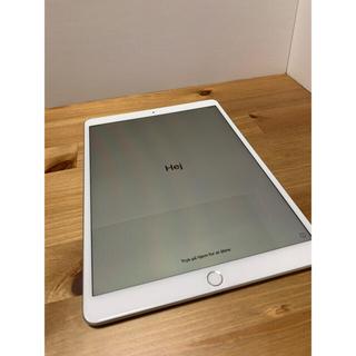 アップル(Apple)のiPad Air3 Wi-Fi+Cellularモデル 64GB カバー付き‼︎(タブレット)