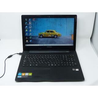 Lenovo - Lenovoノートパソコン G50-45 Office2019 Webカメラ