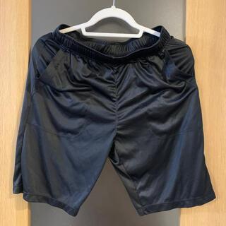 ジーユー(GU)のGU メンズショートパンツ 黒 M(ショートパンツ)