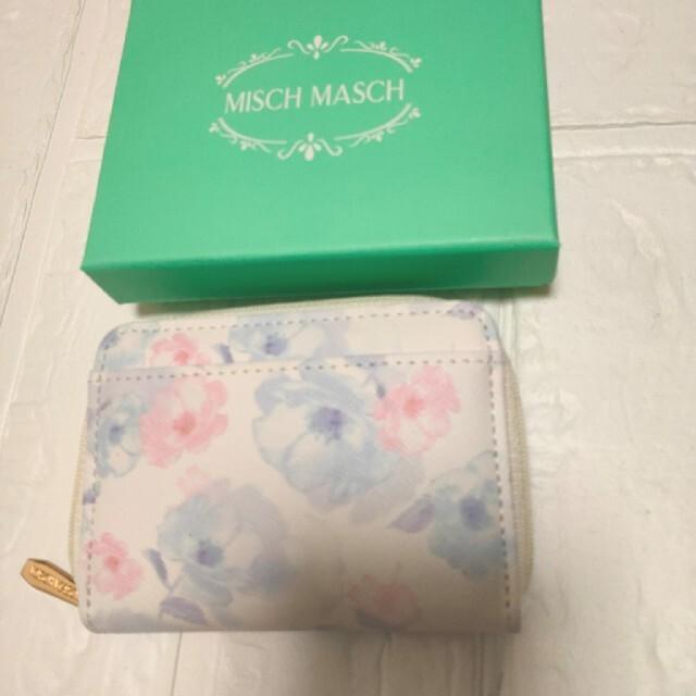 MISCH MASCH(ミッシュマッシュ)のMISCH MASCH お財布 レディース コインケース カードケース 未使用 レディースのファッション小物(財布)の商品写真