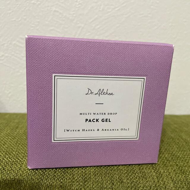 Dr. Jart+(ドクタージャルト)の新品 ドクターエルシア マルチウォータードロップパックゲル コスメ/美容のスキンケア/基礎化粧品(フェイスクリーム)の商品写真