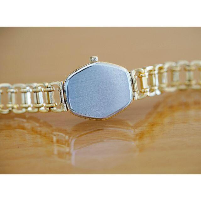 OMEGA(オメガ)の 美品 オメガ デビル ヘキサゴン レディースのファッション小物(腕時計)の商品写真