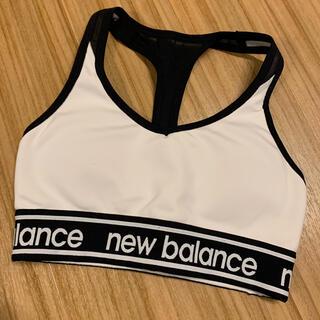 ニューバランス(New Balance)のニューバランス ブラトップ スポーツブラ(ヨガ)