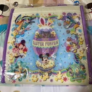 ディズニー(Disney)のディズニーイースター2020 うさピヨ スーベニアランチケース(弁当用品)
