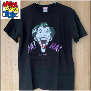 メディコムトイ(MEDICOM TOY)のmedicom toy ジョーカー Tシャツ Mサイズ バットマン メディコム(Tシャツ/カットソー(半袖/袖なし))