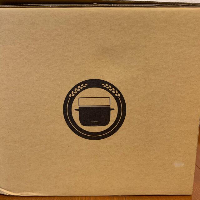 BALMUDA(バルミューダ)のカリオカ様専用 スマホ/家電/カメラの調理家電(炊飯器)の商品写真
