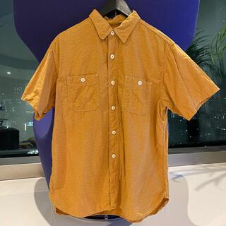 クーティー(COOTIE)のCOOTIE クーティー マスタードシャツ 半袖シャツ Tシャツ 帽子 キャップ(シャツ)