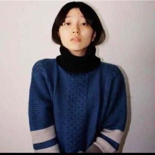mame - 【Mame Kurogouchi/マメクロゴウチ】14aw ニット