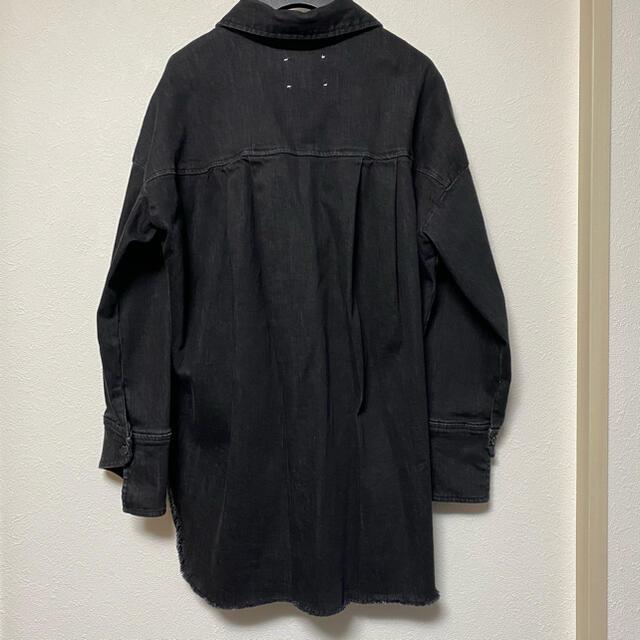 Ameri VINTAGE(アメリヴィンテージ)の amerivintage RAKISH COCOON SHIRT  レディースのトップス(シャツ/ブラウス(長袖/七分))の商品写真