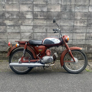 k90  スズキ 昭和44年製造