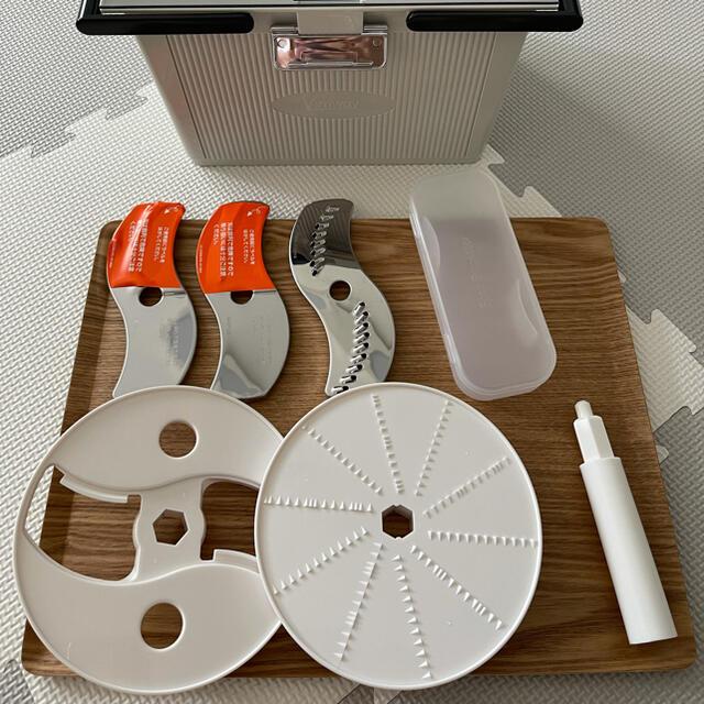 Amway(アムウェイ)の2018年製Amway フードプロセッサー スマホ/家電/カメラの調理家電(フードプロセッサー)の商品写真