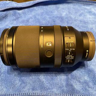 SONY - SONY フルサイズ一眼レンズ SEL70300G 美品