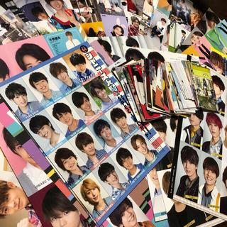 myojo 厚紙カード、デタカなど(アイドルグッズ)