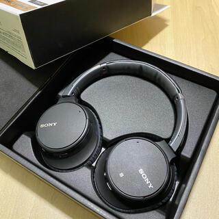 SONY - SONY WH-CH700N(B) ノイズキャンセリングワイヤレスヘッドホン