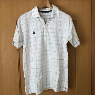アールニューボールド(R.NEWBOLD)の半袖ポロシャツ(ポロシャツ)