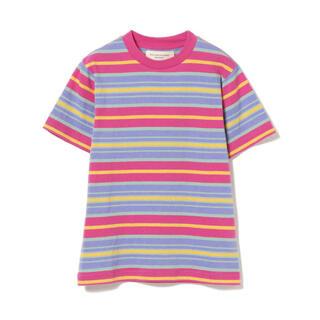 ビームスボーイ(BEAMS BOY)のBEAMS BOY / BOY マルチボーダー ショートスリーブ Tシャツ(Tシャツ(半袖/袖なし))