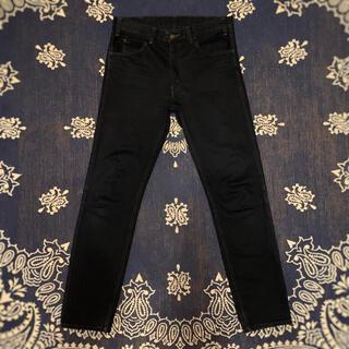 Levi's - LEVI'S VINTAGE CLOTHING 606 ブラック デニム パンツ