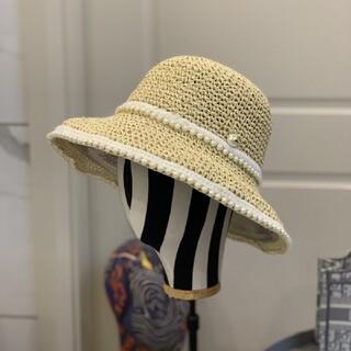 CHANEL - chanel【早い者勝ち美品】 日よけ帽子
