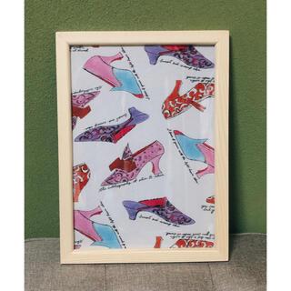 アンディウォーホル(Andy Warhol)のアンディウォーホル 壁かけ(絵画額縁)
