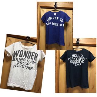デニムダンガリー(DENIM DUNGAREE)の【140㎝】DENIM DUNGAREE 半袖Tシャツ(Tシャツ/カットソー)