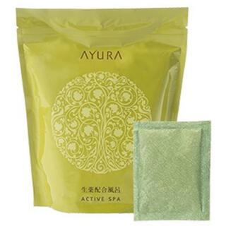AYURA - ⭐︎アユーラ⭐︎アクティブスパα薬用入浴剤30g×6包