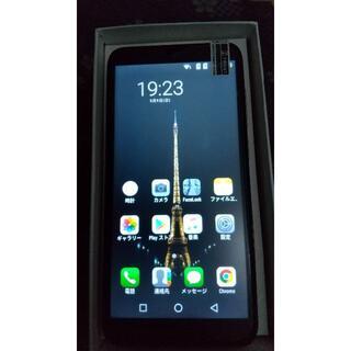 美品6.3インチスマートフォンandroid6.0  512GB