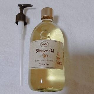 SABON - SABON サボン シャワーオイル ホワイトティー  500ml