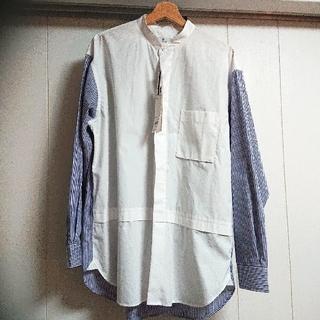 Jil Sander - 【新品未使用】UNIQLO +J オーバーサイズシャツ Lサイズ
