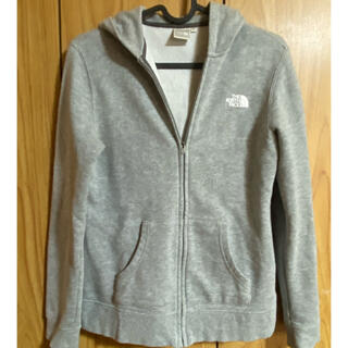 THE NORTH FACE - THE NORTH FACE グレーパーカー