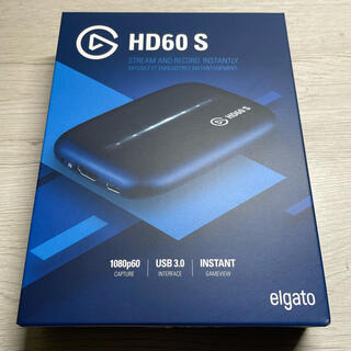Elgato エルガト Game Capture HD60S
