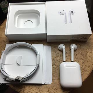 Apple - airpods 第1世代 第一世代 エアーポッズ apple 正規品 アップル