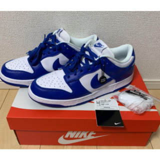 25.5CM Nike Dunk Low SP Kentucky(スニーカー)
