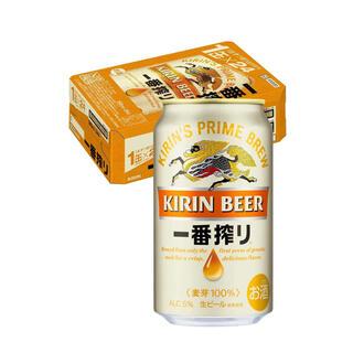 キリン 一番搾り生ビール [ 350ml×24本 ]