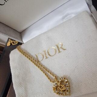 クリスチャンディオール(Christian Dior)のdiorネックレス(ネックレス)