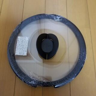 ティファール(T-fal)のT-faL バタフライガラス蓋(22cm)(鍋/フライパン)